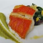 春の魚料理